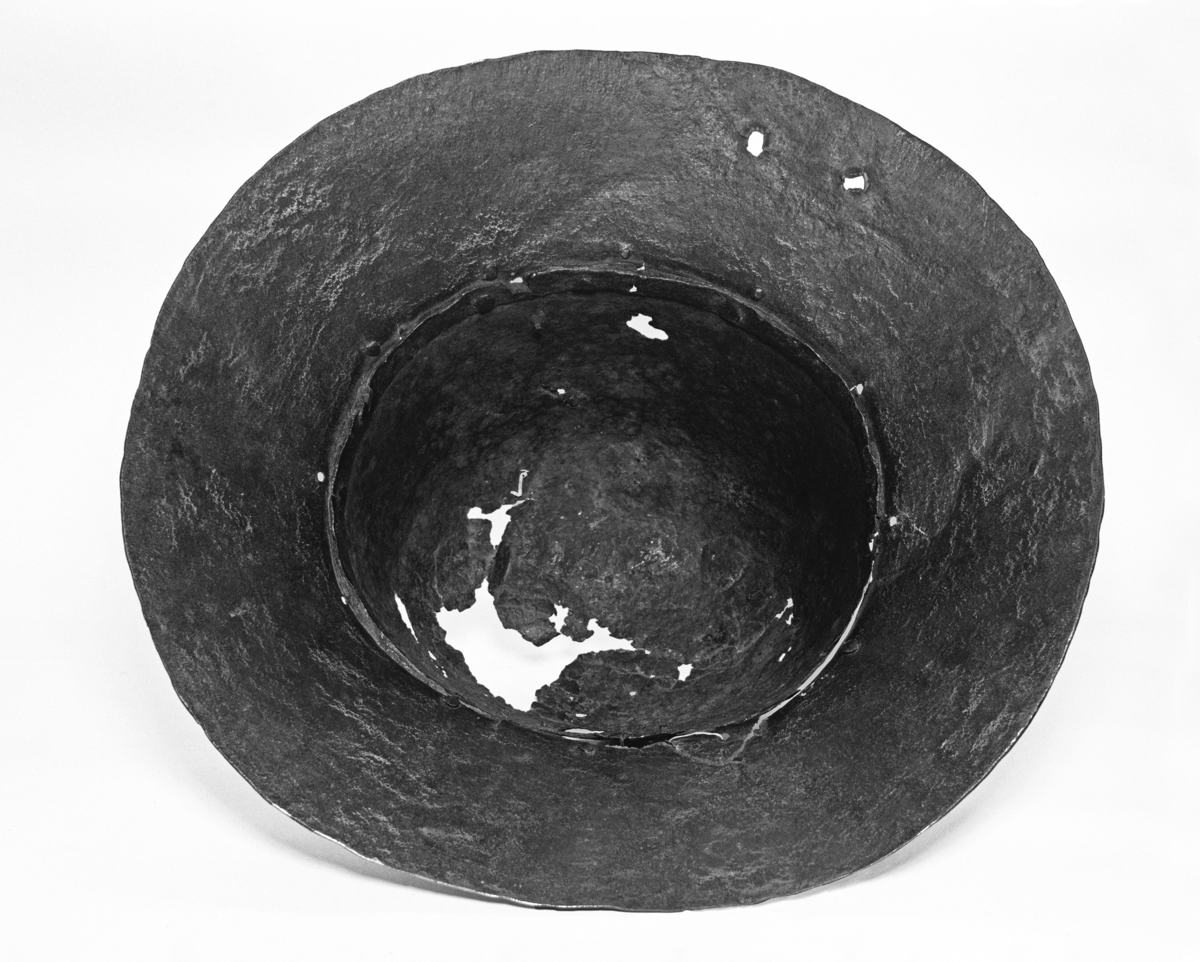 Aurdal-hjelmen innside