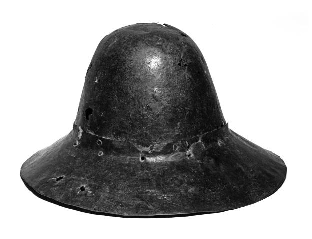 Aurdal-hjelmen utside