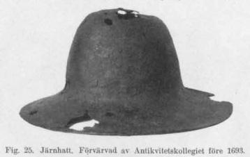 Järnhatt - antikvitetskollegiet.