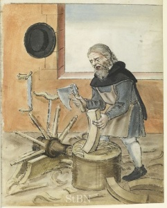 Amb. 279.2° Folio 34 recto (Landauer I)