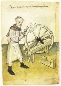 Amb. 317.2° Folio 10 verso (Mendel I)