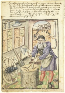 Amb. 317b.2° Folio 40 verso (Mendel II)
