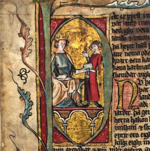 Hardenbergs codex fol 15v