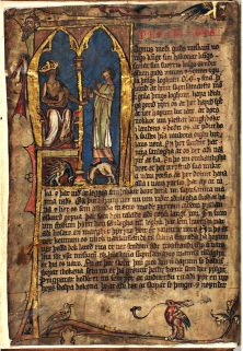 Hardenbergs codex fol 1v