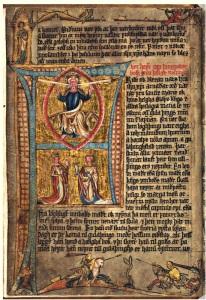 Hardenbergs codex fol 2v