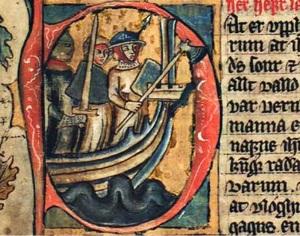 Hardenbergs codex fol 9v (innleder Landevernsbolken)