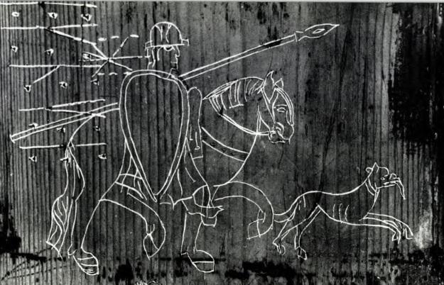Graffitti gol